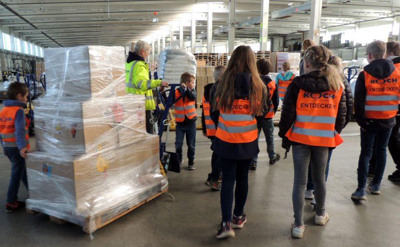 """Koch International lädt Familien zum """"Maus Türöffner-Tag"""" ein"""
