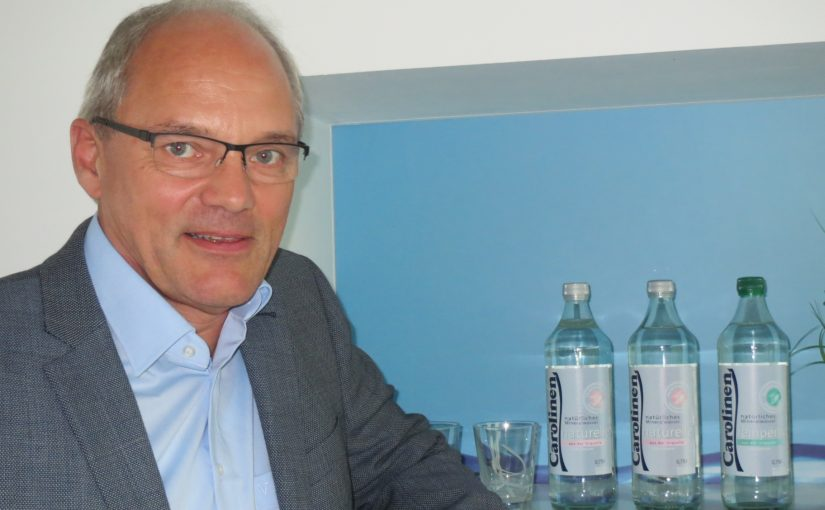 Unternehmensgruppe Mineralbrunnen Wüllner ernennt Gesamtvertriebsleiter
