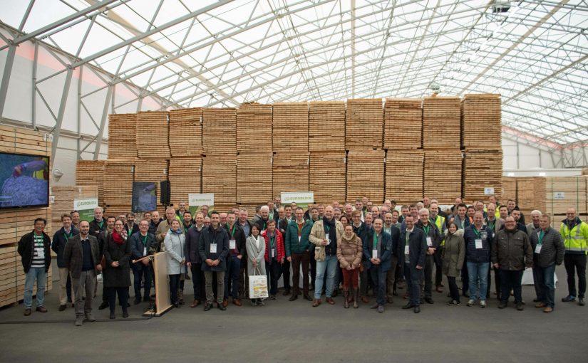 Rekordzahlen beim Verpackungs-Branchentreff  in Hamburg