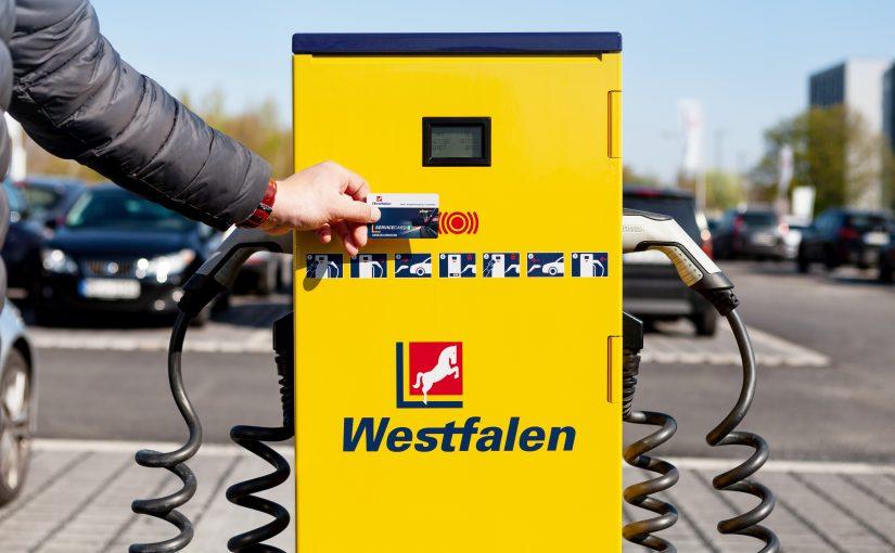 Laden leicht gemacht: Westfalen Gruppe baut Angebot im Bereich Elektromobilität aus