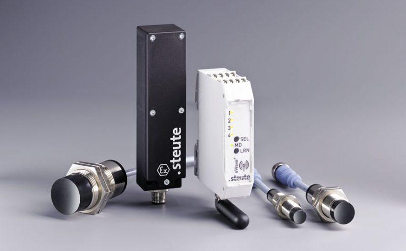 Funk-Positionsschalter und -Sensoren für explosionsgefährdete Bereiche