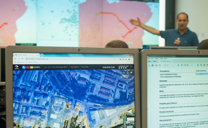 Besser reagieren auf extreme Wetterereignisse: Forscher der Uni Paderborn entwickeln Frühwarnplattform