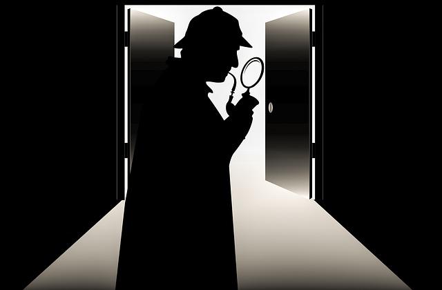 Detektive gibt es nicht nur im spannenden Krimi
