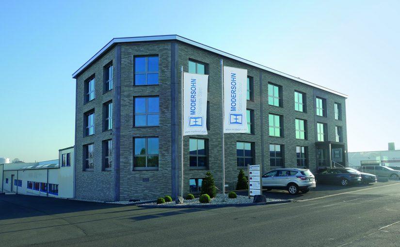Zentralgebäude der Wilhelm Modersohn GmbH in Spenge - Foto: Wilhelm Modersohn GmbH & Co. KG