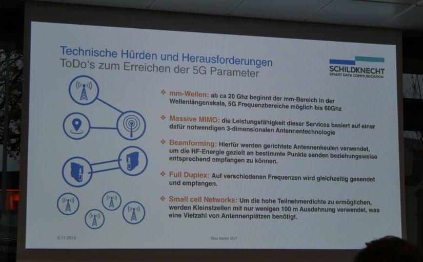 """""""Was bietet 5G für Produktionsprozesse? Einsatzfelder, Nutzen und Mehrwerte"""""""