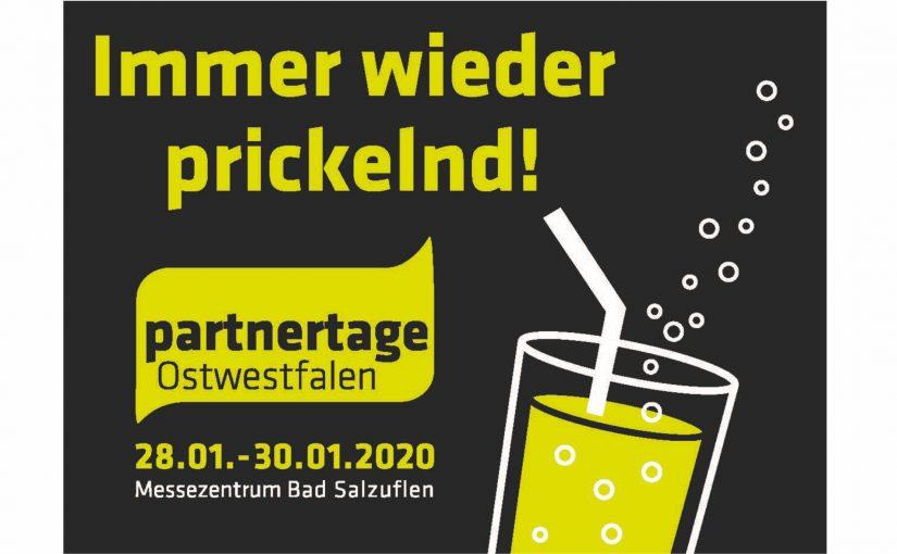 Partnertage Ostwestfalen vom 28.01.-30.01.2020