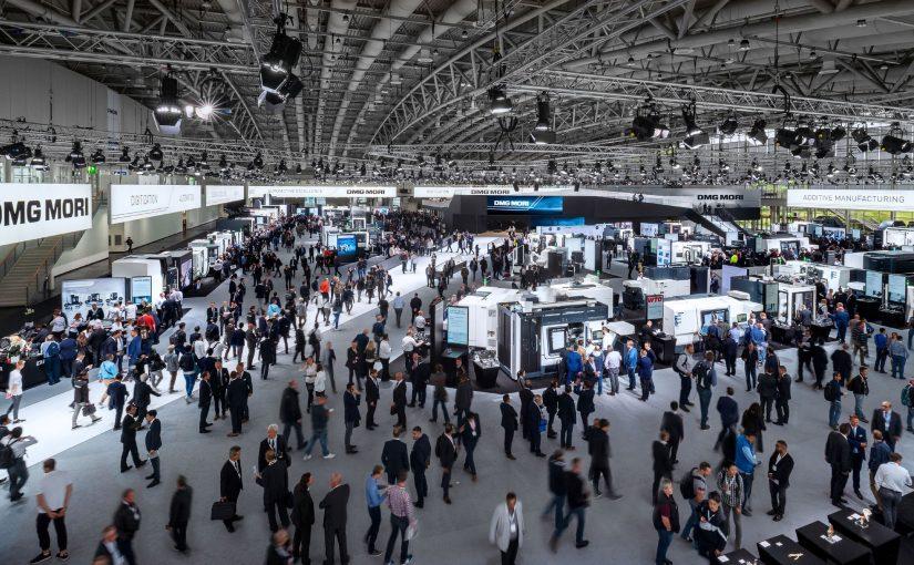 Zukunftsstark und innovativ: Als größter Aussteller präsentierte DMG MORI auf der EMO Hannover auf über 10.000 m² ein Feuerwerk an Innovationen: 29 Automationslösungen, 30 digitale Produkte und ADDITIVE MANUFACTURING. - Foto: DMG Mori