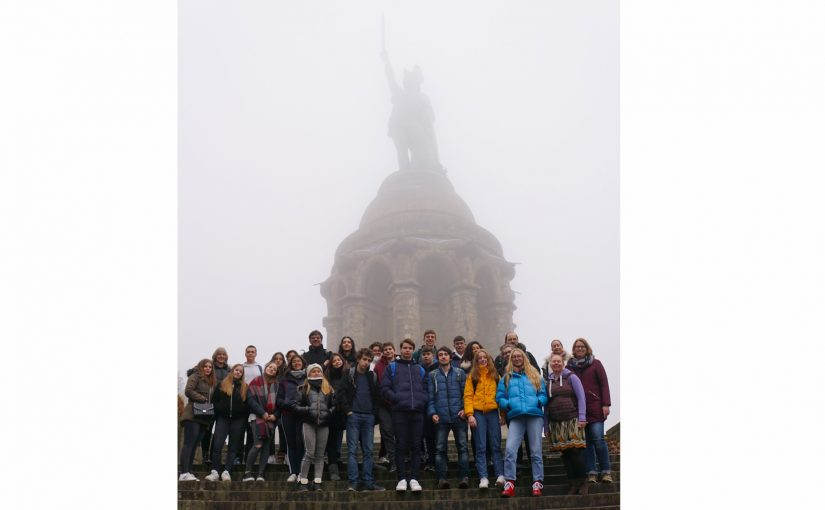 Europäische Jugend zu Gast am Hanse-Berufskolleg