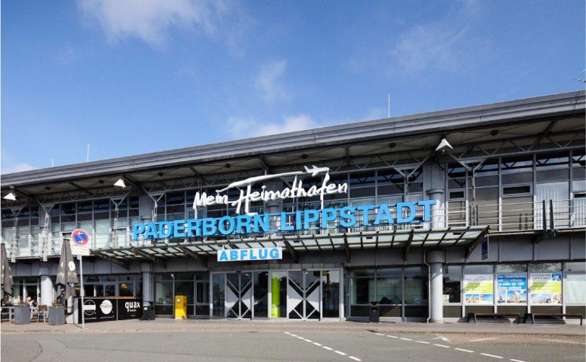 """Flughafen Lippstadt-Paderborn """"Mein Heimathafen"""" Bildquelle: Paderborn-Lippstadt Airport"""