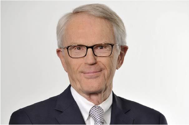 Der Seniorpartner der Bielefelder Wirtschaftsprüfungs- und Steuerberatungsgesellschaft HLB Stückmann, Dr. Ulrich Hüttemann, hat sich zum Ende des Jahres 2019 als aktiver Partner bei HLB Stückmann verabschiedet. Bildquelle: HLB Stückmann