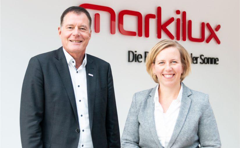 Zeitlos, modern und einprägsam: markilux tritt ab dem 2. Februar 2020 mit neuem Markendesign an
