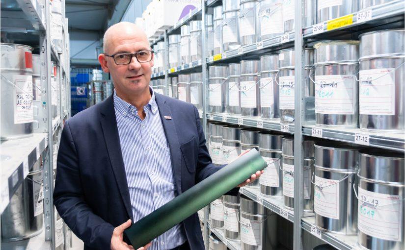 Michael Gerling, Geschäftsführer für Technik und Produktion. -Foto: markilux