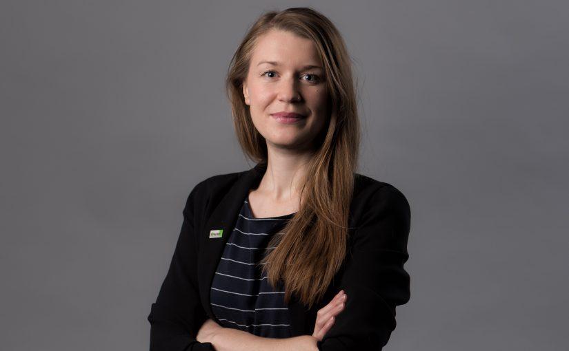 Lia Polotzek vom Bund für Umwelt und Naturschutz aus Berlin. Foto: BUND