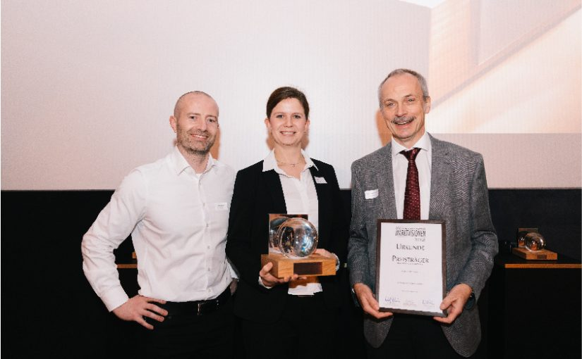 """Formatkreissägenhersteller Altendorf erhält OWL-Innovationspreis für """"Hand Guard"""""""