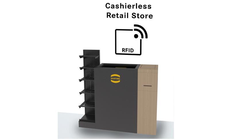 HARTING: Das kassiererlose Einzelhandelsgeschäft