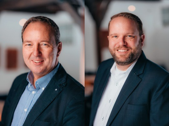 Marcus Leaver wird Chief Operating Officer Seafreight und Jan Kleine-Lasthues Chief Operating Officer Airfreight bei Hellmann - Foto: Hellmann
