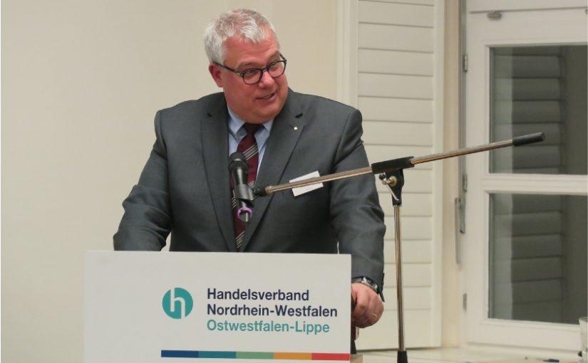 Neujahrsempfang vom Handelsverband OWL im Schloss Benkhausen Espelkamp