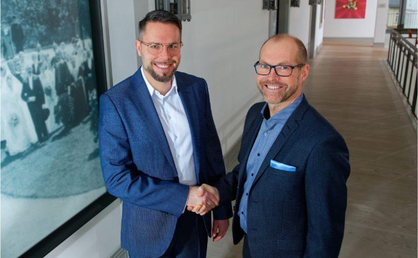 Marko Schwartz neuer Geschäftsführer der Gräflichen Kliniken Driburg