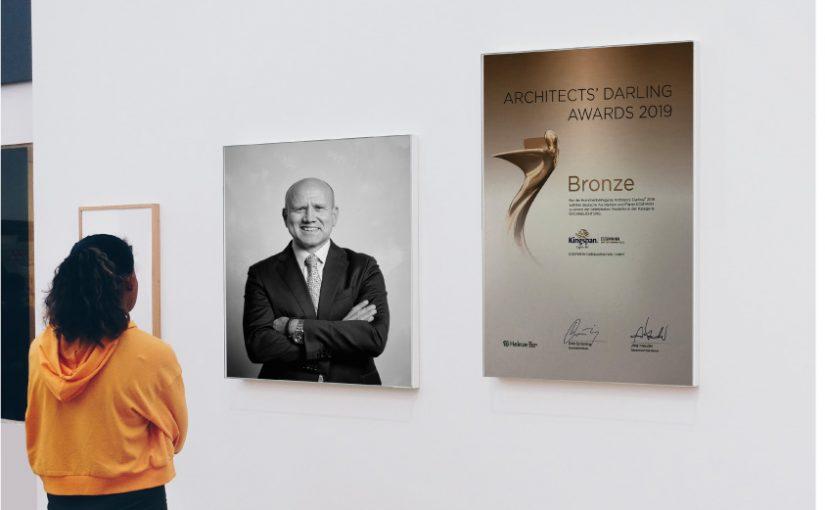 ESSMANN Auszeichnung mit ARCHITECTS' DARLING AWARD 2019
