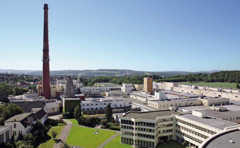 Das Osnabrücker Werk heute – nach wie vor der Hauptsitz der Schoeller Gruppe - Foto: Felix Schoeller Group
