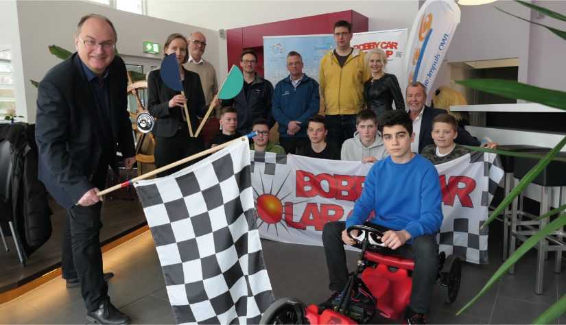 Bobby Car Solar Cup 2020 – Macher für den Klimaschutz