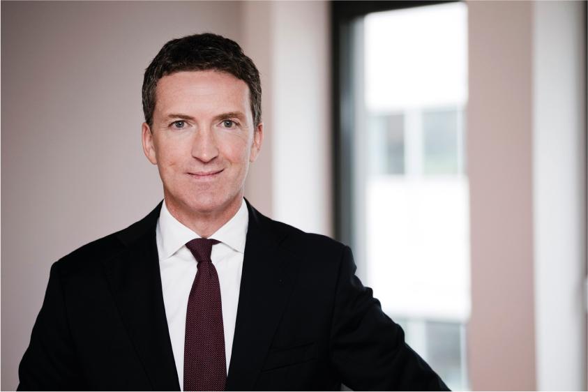 Volksbank Vorstandsvorsitzender Ulrich Scheppan - Foto: Volksbank Bielefeld-Gütersloh