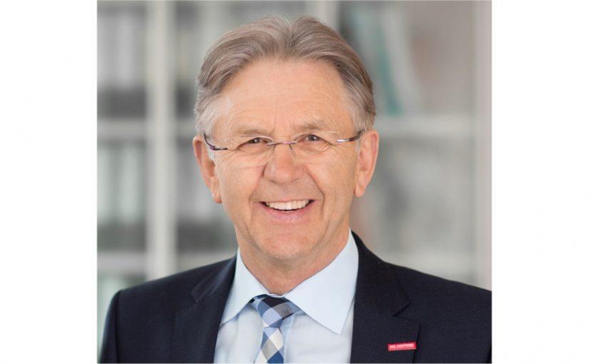 Präsident des Westdeutschen Handwerkskammertages Hans Hund - Foto: Rolf Göbels, WHKT