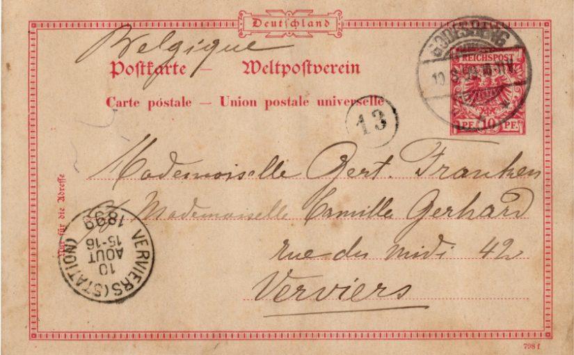 Postkarten für Unternehmer – eine unterschätzte Chance?
