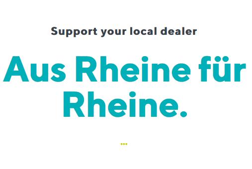 Rheine-bringts Plattform ist online!