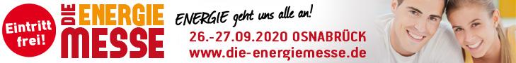 16. Osnabrücker Energiemesse wird verschoben