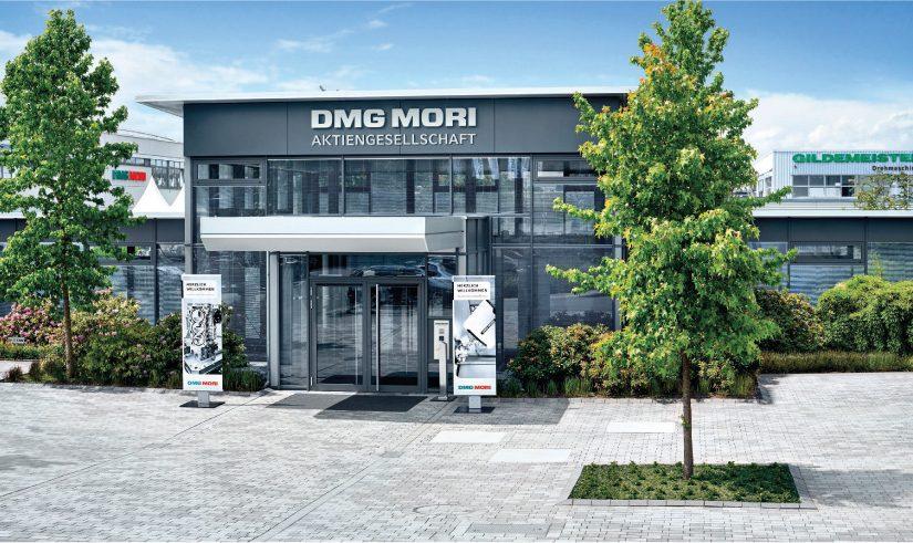 DMG MORI: temporäre Betriebsruhe geplant