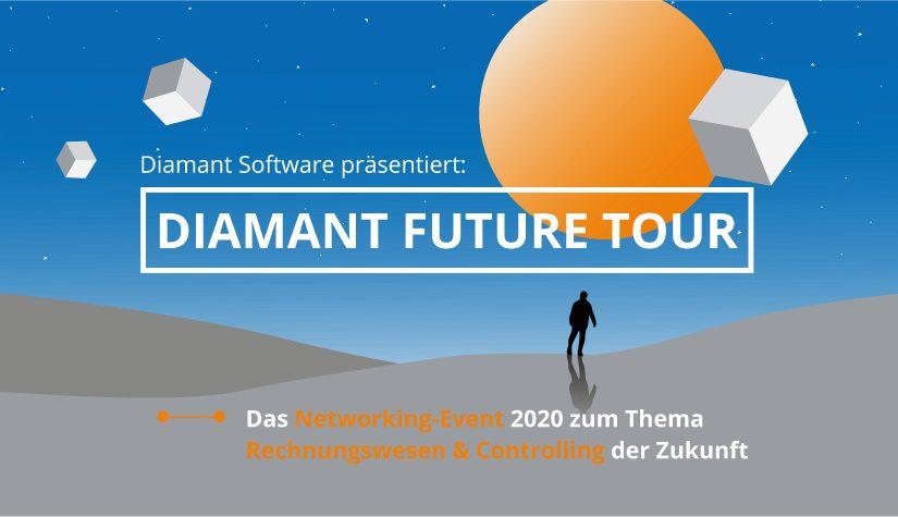 Diamant Future Tour: Heute die Arbeitswelt von morgen erleben