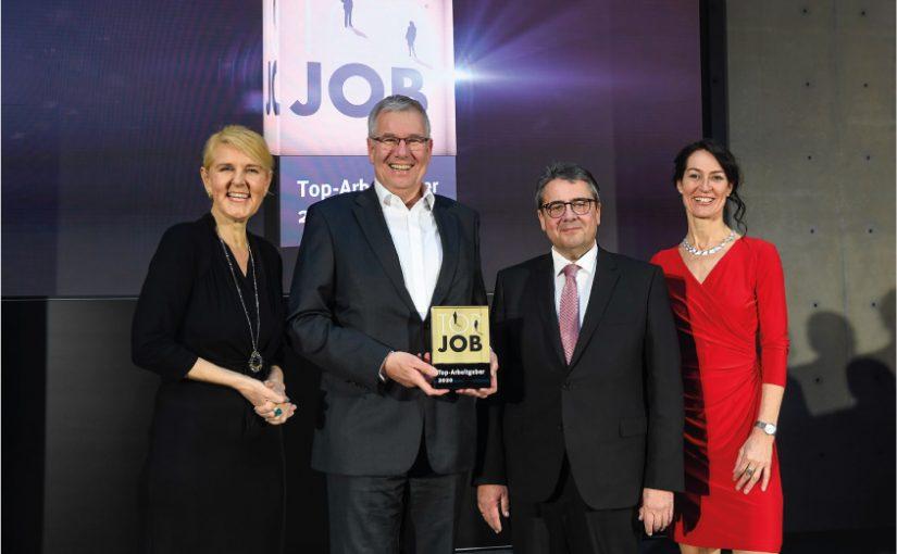 Piening Personal auf Platz 3 der besten Arbeitgeber Deutschlands