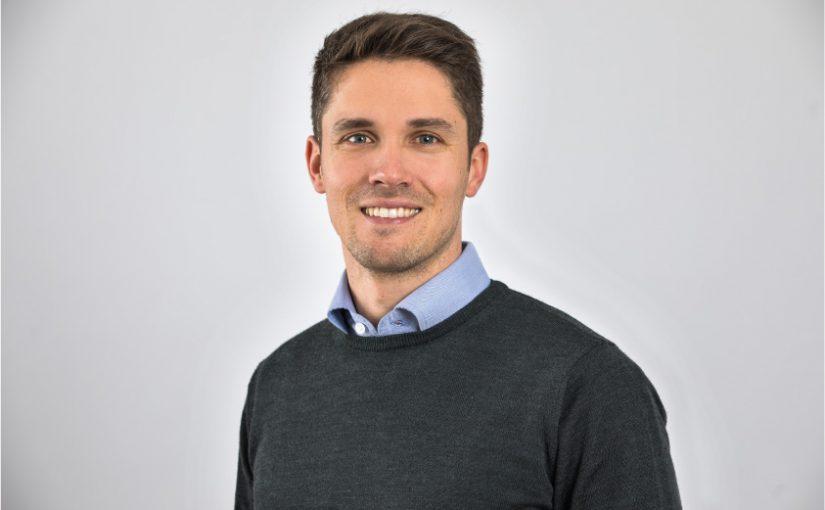 Gerrit Kisters, ab 2020 Leiter Vertrieb und Marketing der Schüttflix GmbH - Foto: Schüttflix