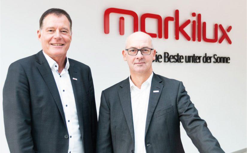 Markisenexperte markilux blickt auf ein erfolgreiches Jahr 2019 zurück