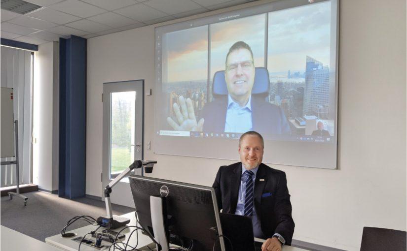 bib International College und FHDW: Betrieb geht online weiter!