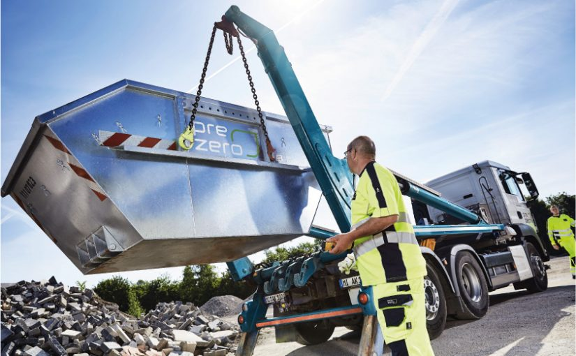 PreZero übernimmt Containerdienst Herbert Schulz in Celle