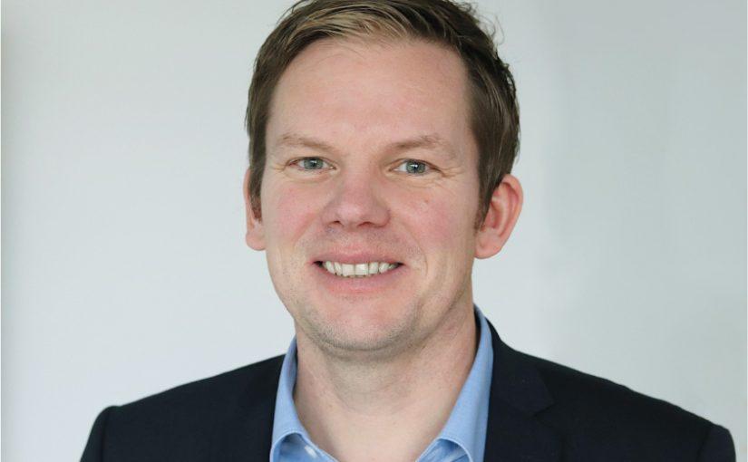 Neu als CFO bei Diamant Software: Dennis Heidemann