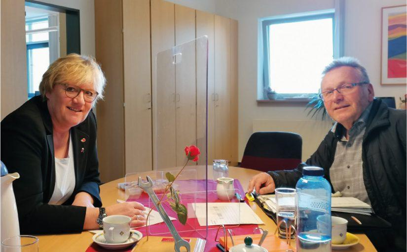 Hilferuf vom Lüttfeld-Berufskolleg: Corona bedroht Ausbildungsplätze