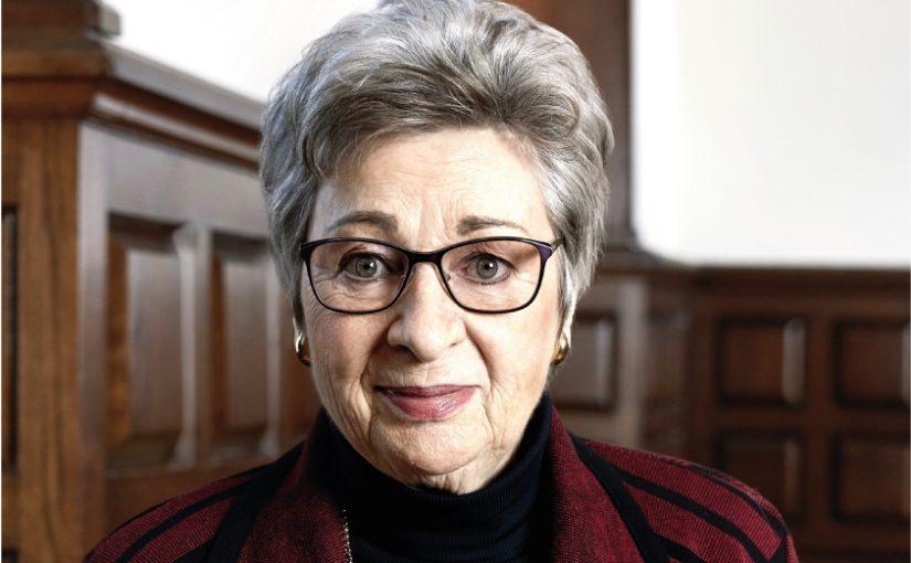 Karin Gauselmann begeht 85. Geburtstag