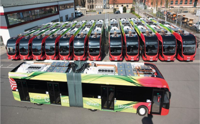 Stadtwerke Osnabrück: 730.000 E-Bus-Kilometer im ersten Betriebsjahr