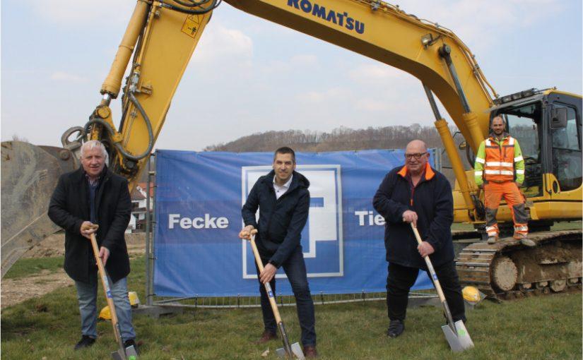 """Spatenstich in Siddinghausen: """"Am Spring"""" bietet Bauplätze"""