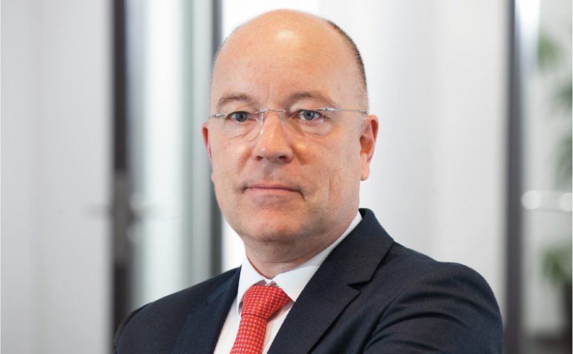Prof. Dr. Christian Jahndorf. Foto: HLB Schumacher / Studio Wiegel