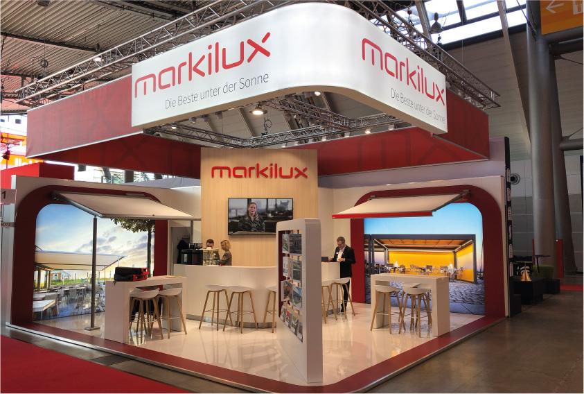 markilux auf der Intergastra 2020. - Foto: markilux
