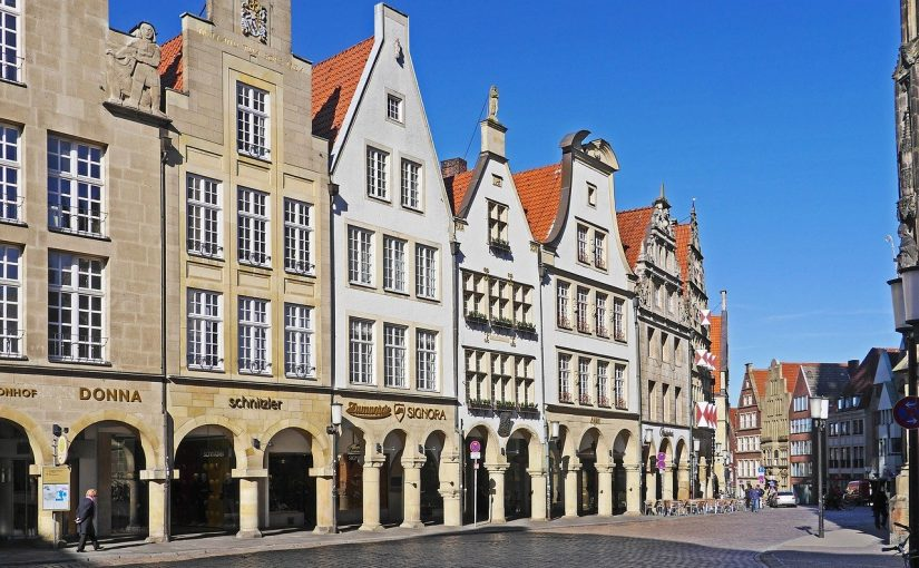 Münster: Bild von Erich Westendarp auf Pixabay