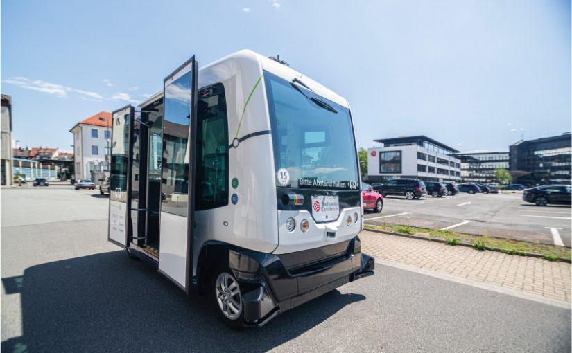 Innovationspreis für Mobilitätsprojekt Hub Chain