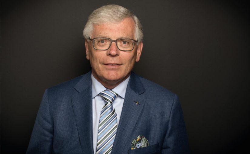 Unternehmer und Springreiter aus Herford. Wolfgang Brinkmann wird 70