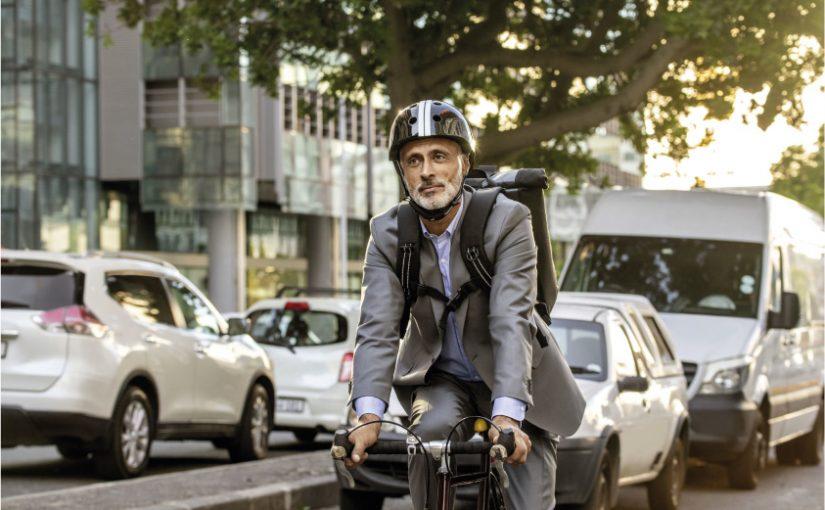 Viele Menschen im Kreis Lippe haben aktuell das Rad für sich neu entdeckt und nutzen es, um mobil zu sein und etwas für ihre Fitness und Gesundheit zu tun. Foto: AOK/hfr.