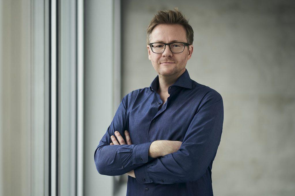 Marko Wenthin, CEO Penta - Foto: Volksbank BIGT