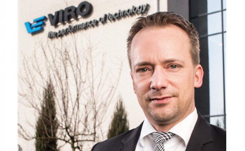 Goldbeck: Bauarbeiten für VIRO-Zentrale in Dissen voll im Plan